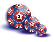 New York - 6 boules
