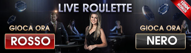 RouletteDalVivo