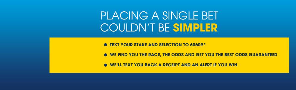 Text Betting Instructions