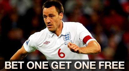 Betting Match Preview: England v Slovenia (International Friendly)