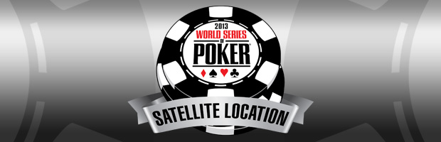 wsop location
