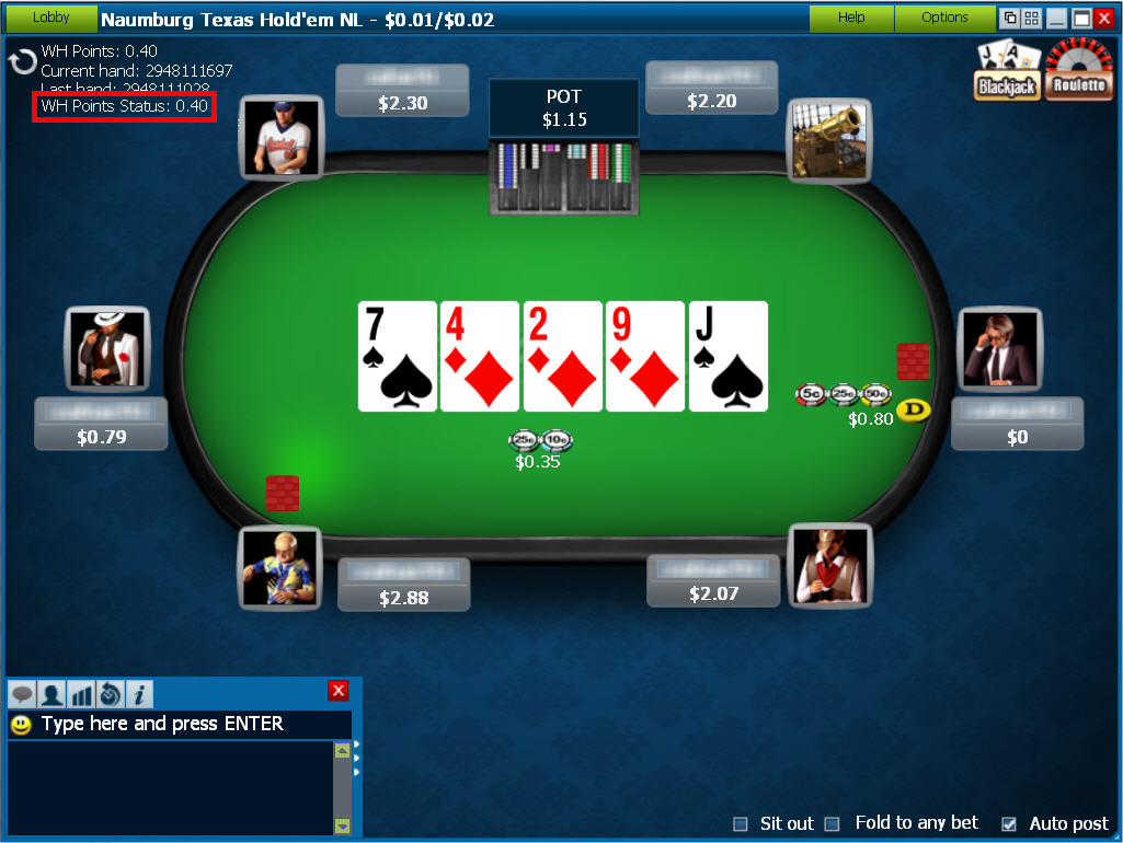 william hill online poker