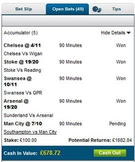 william hill football betting today