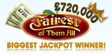 £720,000 win!