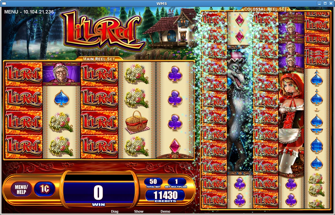 Lil Red Riches Slot Machine Online ᐈ WMS™ Casino Slots