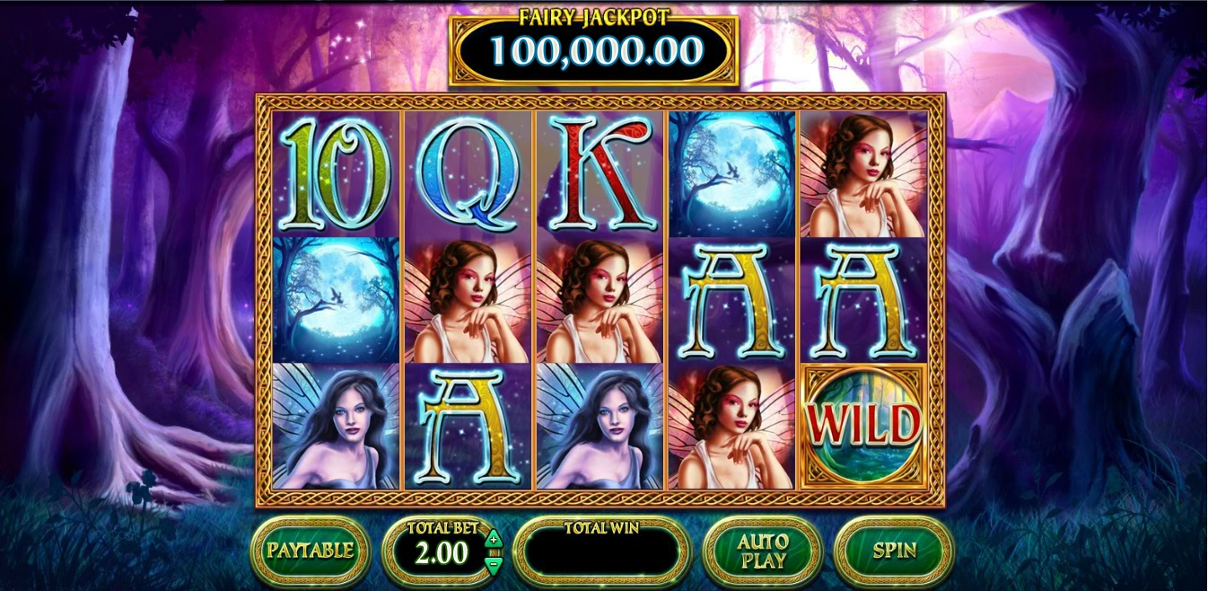 Fairy Fortunes Slots - Find Out Where to Play Online